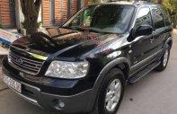 Chính chủ bán Ford Escape XLT 3.0 AT đời 2004, màu đen giá 190 triệu tại Tp.HCM