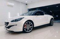 Cần bán Peugeot RCZ năm 2015, màu trắng còn mới giá 1 tỷ 250 triệu đồng giá 1 tỷ 250 tr tại Tp.HCM