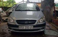 Cần bán lại xe Hyundai Getz đời 2009, màu bạc, xe nhập xe gia đình giá 190 triệu tại Cần Thơ