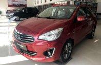 Bán ô tô Mitsubishi Attrage sản xuất năm 2018, màu đỏ, nhập khẩu nguyên chiếc, giá tốt giá 410 triệu tại Đà Nẵng