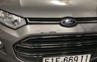 Bán Ford EcoSport AT sản xuất 2016, màu xám, xe gia đình giá 520 triệu tại Tp.HCM