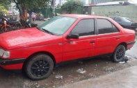 Bán Peugeot 405 1992, màu đỏ, nhập khẩu nguyên chiếc xe gia đình giá 45 triệu tại Hà Nội