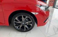 Bán Honda Civic RS 1.5 AT 2019, màu đỏ, nhập khẩu   giá 900 triệu tại Tp.HCM