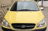 Bán Hyundai Getz 1.4 AT sản xuất năm 2009, màu vàng, xe nhập số tự động giá 235 triệu tại Hà Tĩnh