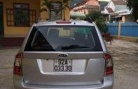 Bán Kia Carens đời 2010, màu bạc, nhập khẩu, số sàn giá 250 triệu tại Quảng Nam
