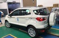 Cần bán Ford EcoSport Titanium 1.0 đời 2019, màu trắng, giá tốt giá 654 triệu tại Tp.HCM