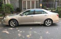 Bán Toyota Camry Q sản xuất năm 2016, màu vàng chính chủ, 935 triệu giá 935 triệu tại Hà Nội