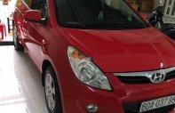 Cần bán Hyundai i20 2011, màu đỏ, xe gia đình  giá 310 triệu tại Đồng Nai