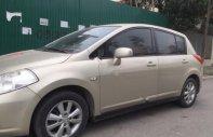 Cần bán lại xe Nissan Tiida 1.6 AT năm sản xuất 2008, màu bạc, nhập khẩu nguyên chiếc   giá 286 triệu tại Hà Nội