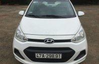 Bán xe Hyundai Grand i10 sản xuất năm 2015, màu trắng, nhập khẩu giá 260 triệu tại Đắk Lắk