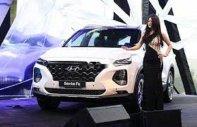 Cần bán Hyundai Santa Fe sản xuất 2019, màu trắng, xe nhập giá 995 triệu tại Tây Ninh