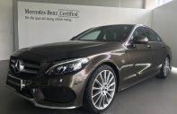 Mercedes Phú Mỹ Hưng cần bán C300 AMG lướt 17.000km, giá tốt giá 1 tỷ 590 tr tại Tp.HCM