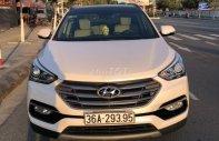 Cần bán xe Hyundai Santa Fe sản xuất 2017, giá 980 triệu 13.000KM giá 980 triệu tại Tp.HCM