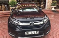 Chính chủ bán Honda CR V sản xuất 2019, màu đen, xe nhập giá 1 tỷ 90 tr tại Hà Nội