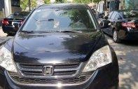 Bán xe cũ Honda CR V 2011, màu đen giá 490 triệu tại Hà Nội