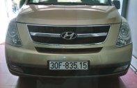 Bán Hyundai Starex MT 2.5 9 chỗ ĐK 2012, màu vàng, nhập khẩu giá 570 triệu tại Yên Bái