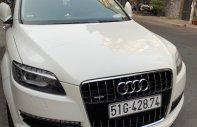 Bán Audi Q7 máy 3.6L đời 2009, màu trắng giá 650 triệu tại Tp.HCM