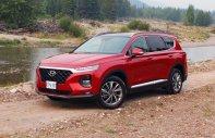 Bán Hyundai Santa Fe đời 2019, màu đỏ, xe có sẵn, LH Tùng 0906409199 giá 995 triệu tại Đà Nẵng