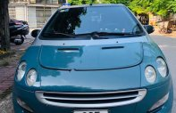 Bán Smart Forfour đời 2005, màu xanh lam, nhập khẩu   giá 250 triệu tại Hà Nội