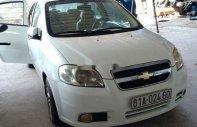 Cần bán lại xe Chevrolet Aveo năm 2012, màu trắng chính chủ giá 200 triệu tại Tp.HCM