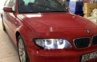 Bán BMW 3 Series 318i sản xuất năm 2004, màu đỏ, xe nhập, 335 triệu giá 335 triệu tại Hà Nội