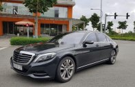Bán xe Mercedes S500 sản xuất năm 2015, màu đen  giá 3 tỷ 500 tr tại Tp.HCM