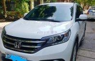 Bán Honda CR V 2.0 sản xuất năm 2013, màu trắng giá 700 triệu tại Hà Nội