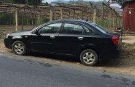 Cần bán xe Daewoo Lacetti năm sản xuất 2004, màu đen, nhập khẩu nguyên chiếc giá 115 triệu tại Yên Bái