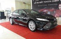 Bán Toyota Camry sản xuất 2019, màu đen, nhập khẩu giá 1 tỷ 235 tr tại Hà Nội