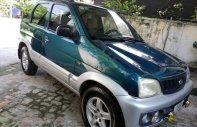Cần bán Daihatsu Terios 1.3 4x4 MT sản xuất năm 2003, màu xanh lam giá 158 triệu tại Hà Nội