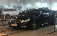 Gia đình bán Mercedes E250 AMG sản xuất 2010, màu đen giá 730 triệu tại Tp.HCM
