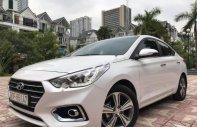 Cần bán gấp Hyundai Accent đời 2019, màu trắng giá 590 triệu tại Hà Nội