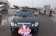 Cần bán gấp Mercedes E280 sản xuất 2008, màu đen giá 468 triệu tại Hà Nội
