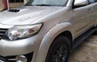 Cần bán Toyota Fortuner năm sản xuất 2016, màu bạc, chính chủ giá 820 triệu tại Tp.HCM