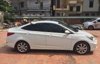 Bán xe Hyundai Accent đời 2015, màu trắng, nhập khẩu giá 395 triệu tại Hà Nội