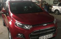 Bán Ford EcoSport năm 2016, màu đỏ như mới giá 545 triệu tại Tp.HCM
