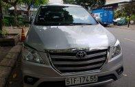 Bán Toyota Innova sản xuất 2015, màu bạc chính chủ, giá 590tr giá 590 triệu tại Tp.HCM