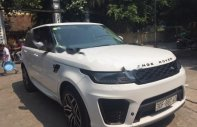 Bán xe LandRover Range Rover Sport sản xuất năm 2014, màu trắng, xe nhập  giá 3 tỷ 500 tr tại Hà Nội