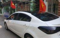 Bán Kia Cerato 1.6 MT năm sản xuất 2017, màu trắng chính chủ, giá tốt giá 490 triệu tại Thái Nguyên