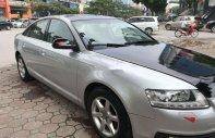 Bán Audi A6 đời 2010, màu bạc, xe nhập, bản 2.0 Turbo tiết kiệm xăng giá 570 triệu tại Hà Nội
