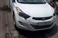 Cần bán gấp Hyundai Elantra 1.8MT sản xuất năm 2014, màu trắng, nhập khẩu giá 385 triệu tại Tp.HCM