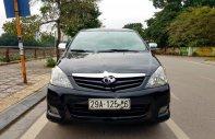 Cần bán Toyota Innova MT sản xuất năm 2011, màu đen, số sàn  giá 380 triệu tại Hà Nội