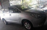 Cần bán lại xe Toyota Innova 2006, màu bạc giá 260 triệu tại Trà Vinh