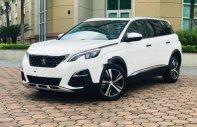 Bán xe Peugeot 5008 năm 2018, màu trắng, còn nguyên bản giá 1 tỷ 360 tr tại Tp.HCM
