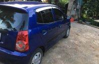 Cần bán Kia Morning  Van đời 2010, màu xanh lam, xe nhập số tự động giá 175 triệu tại Sơn La