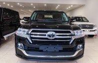 Bán Toyota Land Cruiser 5.7 đời 2019, màu đen, xe nhập giá 9 tỷ 300 tr tại Hà Nội
