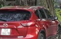Bán Mazda CX 5 2.5 đời 2017, màu đỏ chính chủ, giá tốt giá 819 triệu tại Hải Phòng