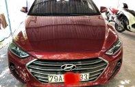 Bán xe Hyundai Elantra sản xuất 2016, màu đỏ số sàn giá tốt giá 455 triệu tại Khánh Hòa