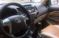 Cần bán Toyota Fortuner đời 2016, màu bạc số sàn, giá chỉ 705 triệu giá 705 triệu tại Trà Vinh