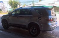 Cần bán Toyota Fortuner đời 2010, màu bạc số sàn, giá tốt giá 555 triệu tại Trà Vinh